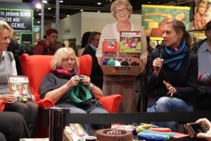MyOma auf der Frankfurter Buchmesse