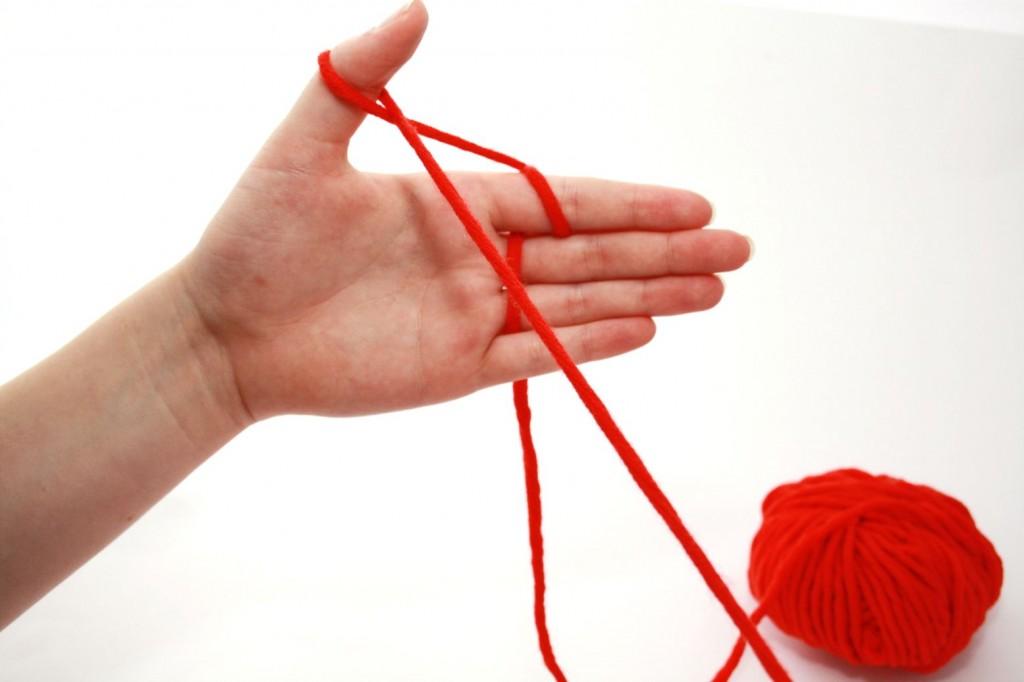 Stricken Lernen - Maschen Anschlagen mit MyOma