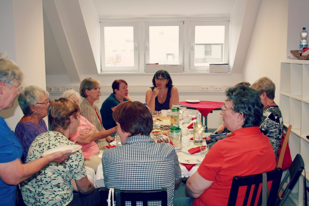 Oma Treffen bei MyOma